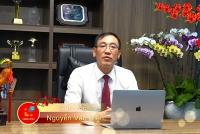 Giám đốc Công ty Hải Linh chúc tết năm Canh Tý 2020