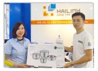 Mua sắm tưng bừng, nhiều khách hàng nhận quà giá trị tại hệ thống showroom Hải Linh