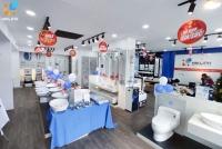 Thước ảnh không khí mua sắm xả kho giá sốc tại Showroom Hải Linh