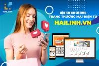 Những tiện ích không thể bỏ qua khi mua sắm tại website hailinh.vn