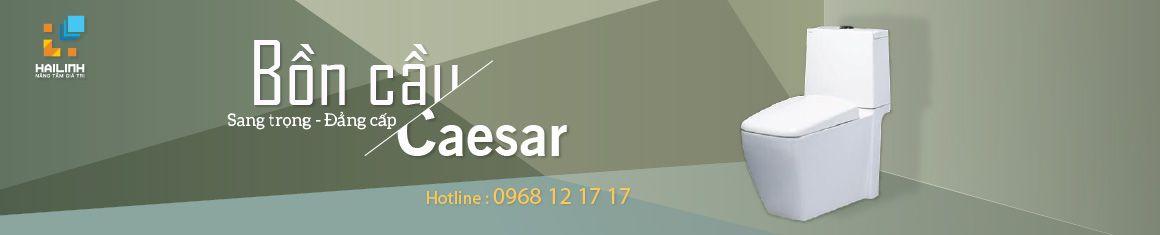 Bàn cầu Caesar