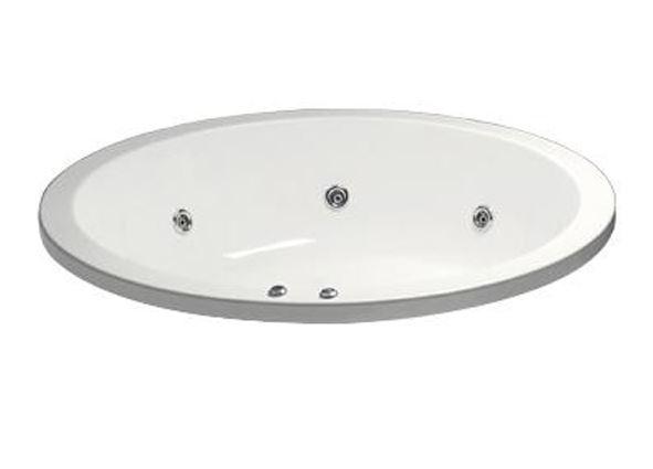 Bồn tắm massage Caesar MT6470A