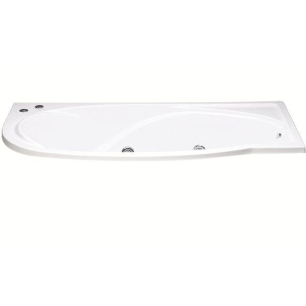 Bồn tắm Caesar không chân không yếm AT3350AL/AR
