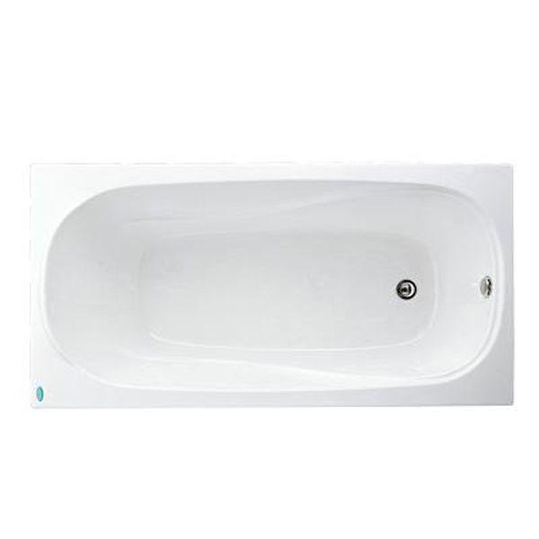 Bồn tắm Caesar không chân không yếm AT0170
