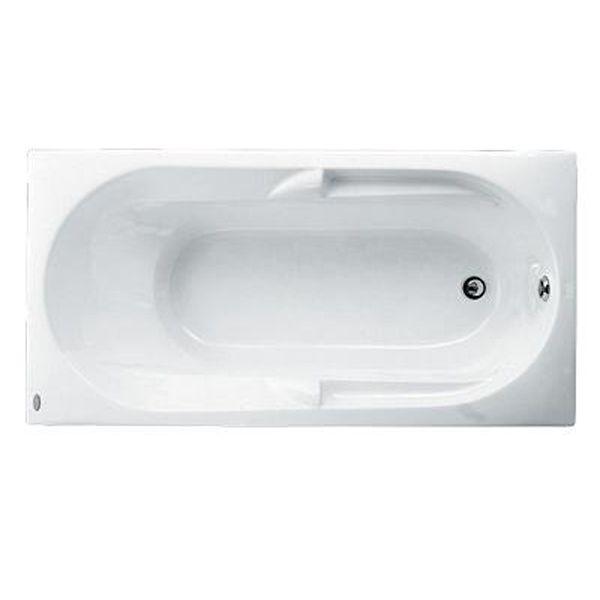 Bồn tắm Caesar không chân không yếm AT0270