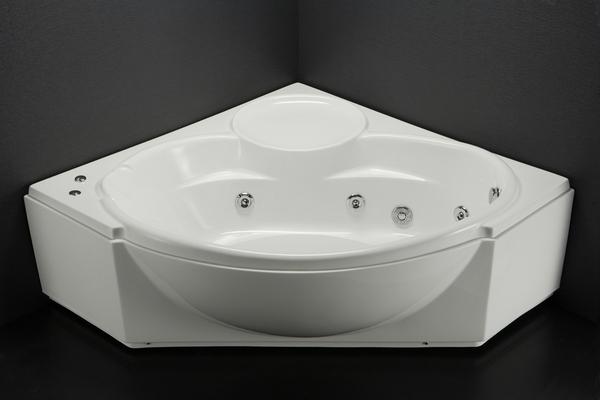 Bồn tắm góc massage Caesar MT5150