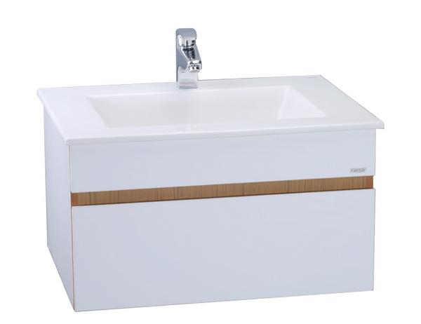 Chậu rửa+Tủ Treo LF5030 + EH665V