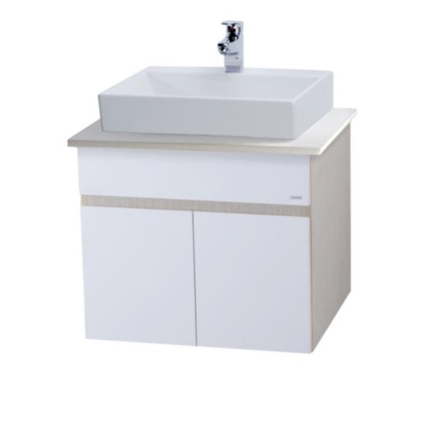 Chậu rửa+Tủ Treo LF5253 + FB001A + EH160V