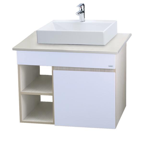 Chậu rửa + Tủ Treo  LF5253 + FB005A + EH175RV
